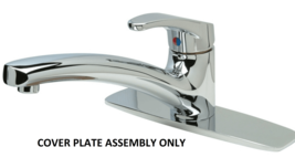 Zurn AquaSpec G65505 8 Inch Cover Plate Assembly For Z82300 Faucets NEW - $40.00