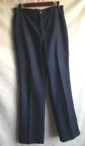 """Denim Jeans Pants Dark Blue Wash Women's Casual Waist 31""""Hips 42"""" Inseam... - $14.80"""