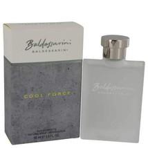 Baldessarini Cool Force by Hugo Boss Eau De Toilette Spray 3 oz (Men) - $43.67