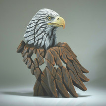 "14.5"" Bald Eagle Bust by Edge Sculpture - Stunning Piece - $232.64"
