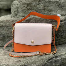 Tory Burch Robinson Color-Block Convertible Shoulder Bag - $350.00