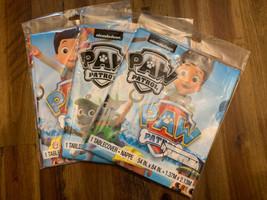 "Oty 3 Paw Patrol Plastic Table Cover54"" x 84"" Party Birthday Supply Tab... - $12.86"
