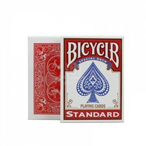 Magic Card Trick Marked Stripper Deck Bicycle Cards Red Tricks Playing P... - $6.98