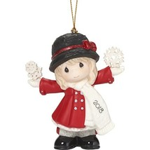 """Precious Moments""""Have A Magical Holiday Season Dated 2018 Girl Ornament,... - $16.38"""
