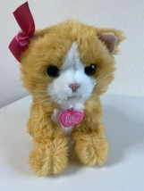 FurReal Friends Kitty Hasbro Daisy Plays With Me Interactive Cat Fur Real 2012 - $18.80