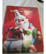 Hallmark Keepsake Dream Book Dreambook Look Book 2007 Brand New - $9.99