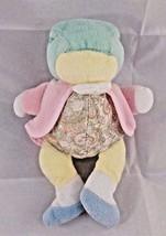 "Eden Fredrick Warne Frog Rattle Mini Plush 6"" Stuffed Animal Toy #1 - $5.90"