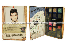 MARKWINS 16pc Make Up TIN One Direction ZAYN Eye Shadow+Lip Gloss+Nail P... - $6.01