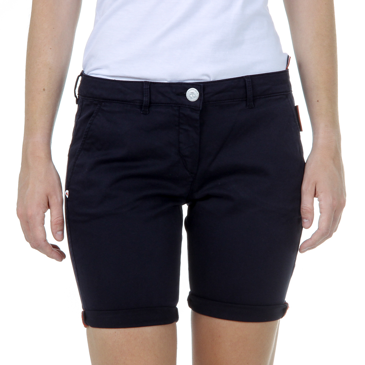 Primary image for Andrew Charles Womens Shorts Dark Blue SAFIA
