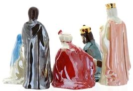 Hagen-Renaker Specialties Ceramic Nativity Figurine Jesus Mary Joseph Wise Men image 7