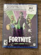 NEW PS5 Fortnite The Last Laugh Bundle Game - $22.72