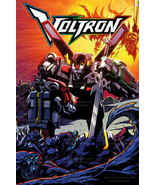 VOLTRON Custom Lego Card Back w/Blister - No Minifigure - $5.00