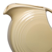 Fiesta Ivory  28 oz. Small Disc Pitcher - $95.00