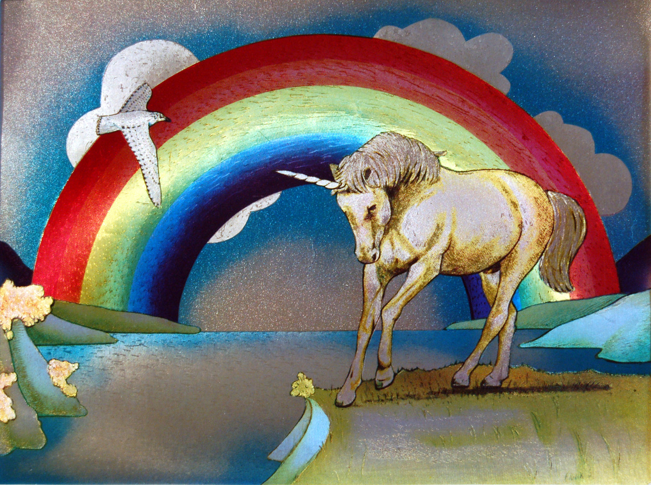 152663 rainbow unicorn
