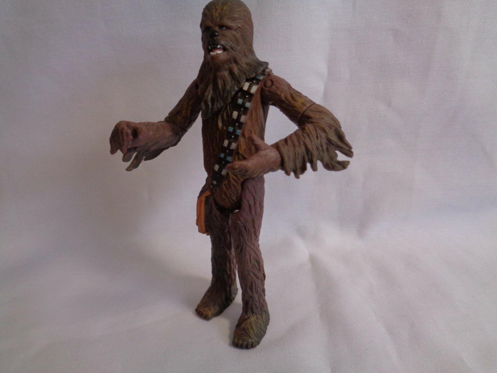 2001 Hasbro Star Wars Chewbacca Action Figure image 4