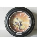 Racing Tire Clock with Alarm - $9.95