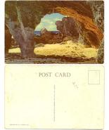 Old Bermuda Postcard - Natural Arches - $5.50