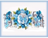 Brac fancy blue crystal floral front thumb155 crop