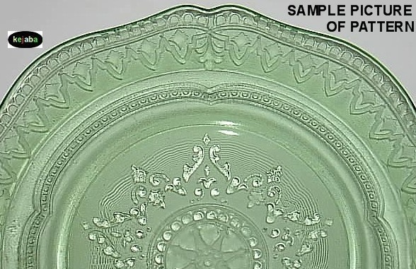 Patrician Spoke Green Cup Federal