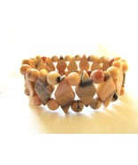 PICTURE JASPER bracelet (NEW) - $5.00
