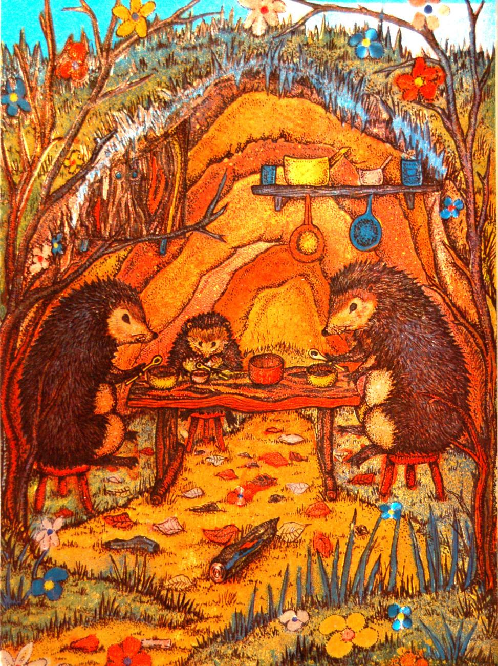 152543 possum breakfast