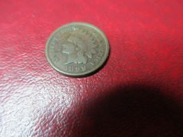 1899 Indian Head Cent - $3.95