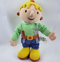 "Bob the Builder Talking Wendy 11"" Plush Handyman Doll Hasbro Tested Talks! - $13.79"