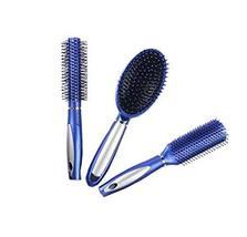 Flat Straight Comb & Airbag Cassage Comb & Candybar Comb (3PCS)