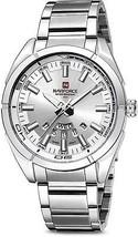 Men's Classic Quartz Wrist Watch, Aposon Luxury Business Casual Steel Analog - - $52.71