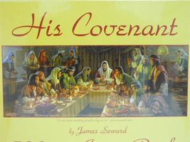 SunsOut ~ His Covenant by James Seward ~ 500 pc Puzzle - $24.95