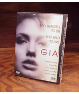 Gia DVD with Angelina Jolie, New and Sealed - $5.95