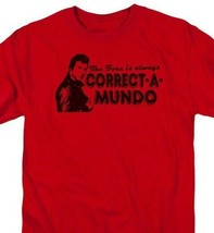 The Fonz Correct-A-Mundo Happy Days T Shirt classic tv show 70s 80s tee CBS438 image 2
