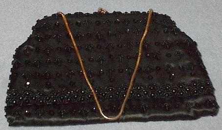 Black evening purse1