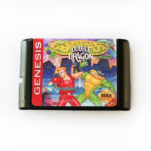 Battletoads And Double Dragon The Ultimate Team Game Card For Sega Mega ... - $25.99