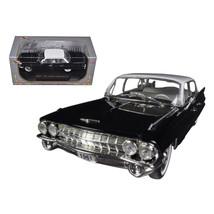 1961 Cadillac Sedan De Ville Eldorado Black 1/32 Diecast Car Model by Si... - $37.09