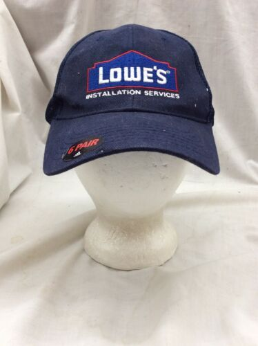 trucker hat baseball Cap LOWES installation Service Independent Contractor