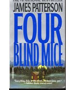 Four Blind Mice By Patterson - $5.95