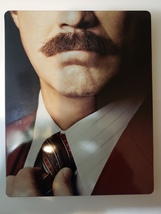 Anchorman 1 and 2 Limited Edition Steelbook [Blu-Ray + DVD] image 1