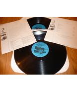The Blasters A Flock Of Seagulls KBFH 2 Lp Dave Phil Alvin Americana Roc... - $49.99