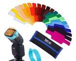 Selens universal flash gels lighting filter se cg20   20 pcs combination kits  5  thumb155 crop