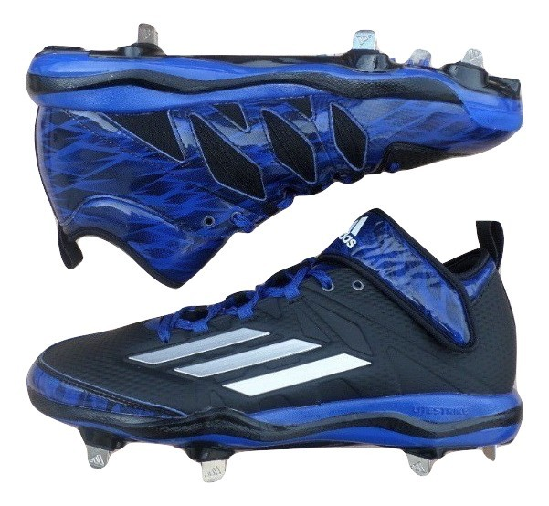 buy popular 4a234 4ffd9 NEW Adidas Dual Threat Metal Baseball Cleats and 50 similar items. Img  6392287882 1534272843