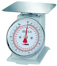 scal-62 2-pound/1kg scale with 6.5-inch dial - $27.23