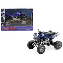 Yamaha YFZ 450 ATV 1/12 Motorcycle Model by New Ray 42833AS - $31.04