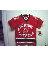 NEW JERSEY DEVILS NHL YOUTH LARGE (14-16) JERSE... - $12.99