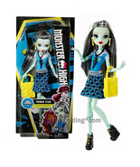 Year 2015 Monster High How Do You Boo? Series 11 Inch Doll Set - FRANKIE... - $29.99