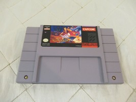 Aladdin (Super Nintendo Entertainment System, 1993) SNES Video Game - $19.34