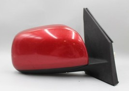 06 07 08 TOYOTA RAV4 RED RIGHT PASSENGER SIDE POWER DOOR MIRROR OEM - $138.59