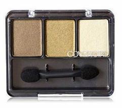 Covergirl Enhancers Eye Shadow Trio Sea Glass, gold neutral full size 12... - €7,62 EUR