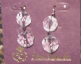 Primier Jewlery Faceted Ball earrings - $5.00