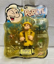 Popeye The Sailor Man in Storm Gear by MEZCO Action Figure - $39.59
